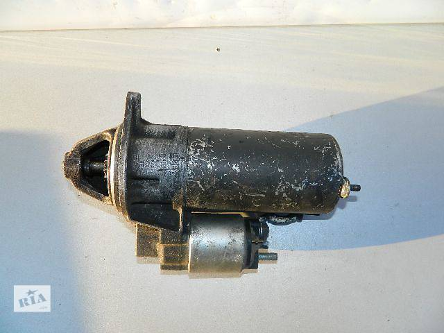 продам Б/у стартер/бендикс/щетки для легкового авто Opel Ascona 1.6D 1982-1988г. бу в Буче (Киевской обл.)