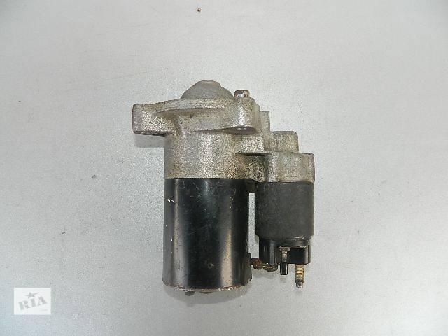 Б/у стартер/бендикс/щетки для легкового авто Peugeot 106 1.0,1.1,1.4,1.6 1996г.- объявление о продаже  в Буче