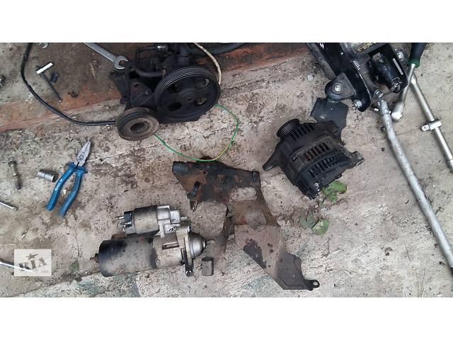 бу Б/у стартер/бендикс/щетки для легкового авто Peugeot 306 в Ровно