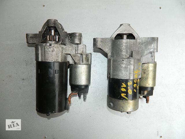 Б/у стартер/бендикс/щетки для легкового авто Peugeot 407 1.8,2.0,2.2 1999-2004г.- объявление о продаже  в Буче (Киевской обл.)