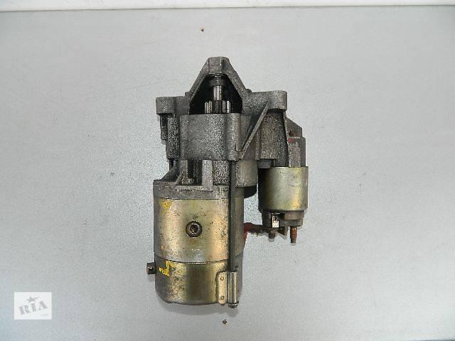 Б/у стартер/бендикс/щетки для легкового авто Peugeot J-5 1.9D 1990-1994г.- объявление о продаже  в Буче
