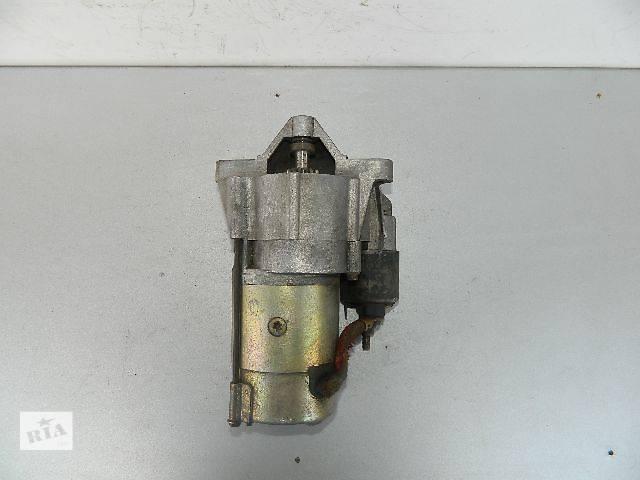 бу Б/у стартер/бендикс/щетки для легкового авто Renault 25 2.1D 1984-1992г. в Киеве