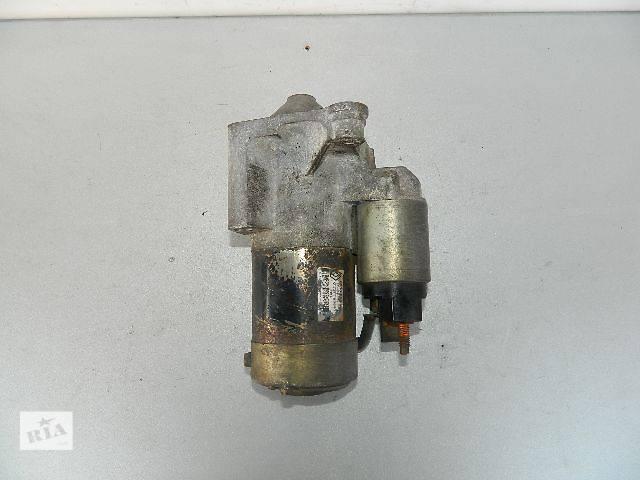 купить бу Б/у стартер/бендикс/щетки для легкового авто Renault Megane 1.5,1.9DCi 1998-2007г. в Буче
