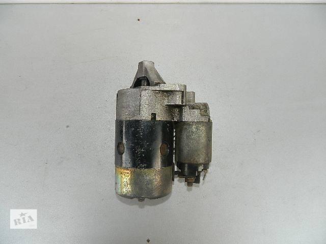 Б/у стартер/бендикс/щетки для легкового авто Renault Symbol 1.4,1.6 1998-2000г.- объявление о продаже  в Буче