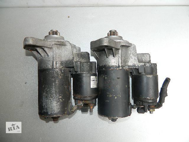 купить бу Б/у стартер/бендикс/щетки для легкового авто Seat Alhambra 1.8,2.0 1996-2010г. в Буче