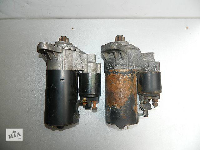 бу Б/у стартер/бендикс/щетки для легкового авто Skoda Octavia 1.9SDi,TDi 1997-2006г. в Буче