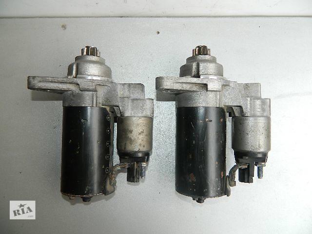 Б/у стартер/бендикс/щетки для легкового авто Skoda Roomster 1.4,1.9TDi 2006-2010г.- объявление о продаже  в Буче