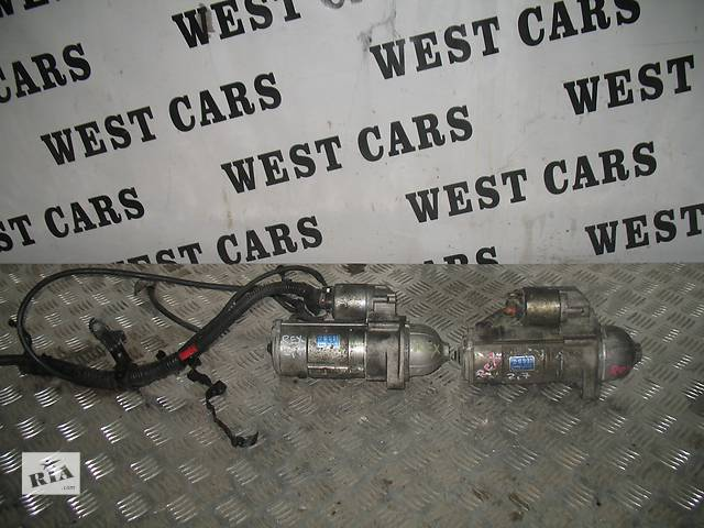 купить бу Б/у стартер/бендикс/щетки для легкового авто SsangYong Rexton II в Луцке