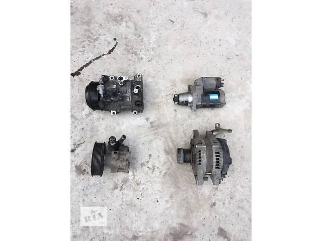 купить бу Б/у стартер/бендикс/щетки для легкового авто Toyota Camry 2007-2011 р в Ровно