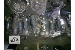 б/у Стартеры/бендиксы/щетки Volkswagen Bora