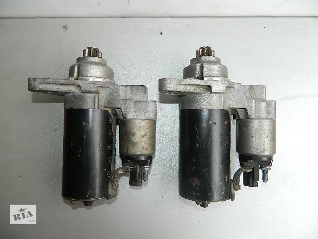 Б/у стартер/бендикс/щетки для легкового авто Volkswagen Passat 1.9TDi 2005-2008г.- объявление о продаже  в