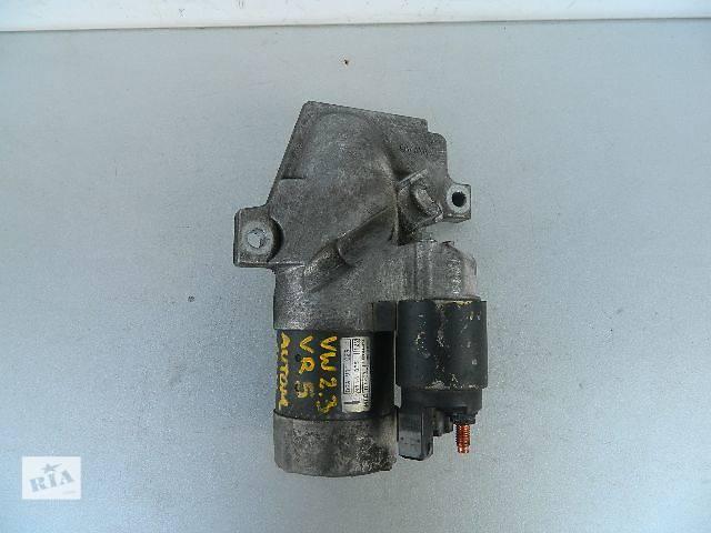 Б/у стартер/бендикс/щетки для легкового авто Volkswagen Sharan 1.8T 1997-2010г.- объявление о продаже  в Буче