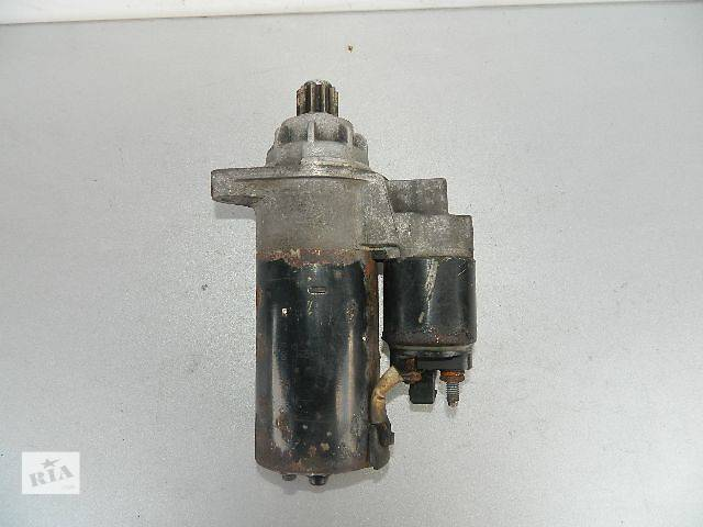 Б/у стартер/бендикс/щетки для легкового авто Volkswagen Sharan 1.9TDi, 2.0TDi,2.8 1995-2010г.- объявление о продаже  в