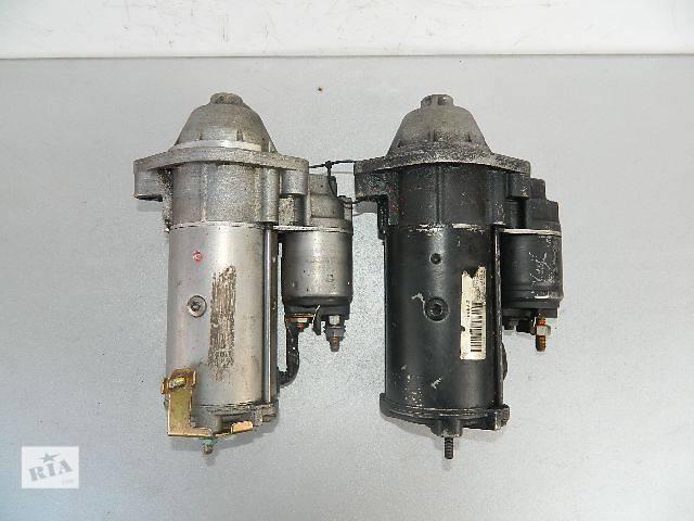 бу Б/у стартер/бендикс/щетки для легкового авто Volkswagen T4 (Transporter) 2.5TDi 1995-2003г. в Буче