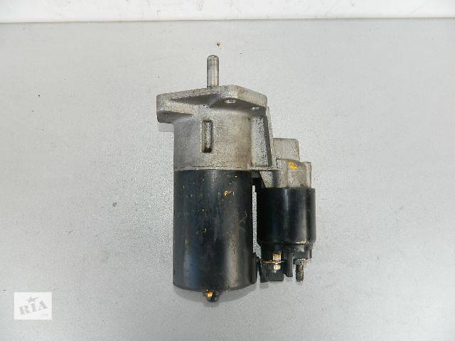 бу Б/у стартер/бендикс/щетки для легкового авто Volkswagen Vento 1.6 1992-1998г. в Буче