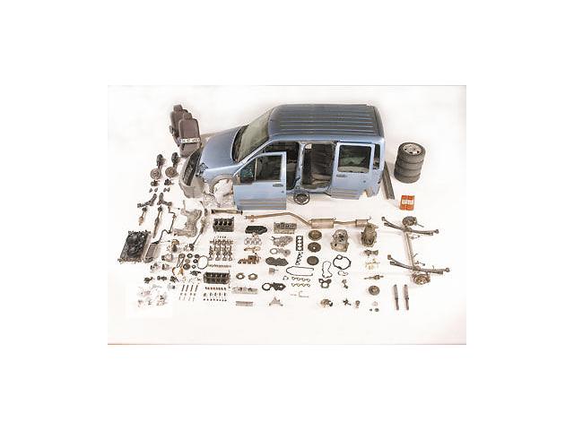 купить бу Б/у стартер/бендикс/щетки для минивена Ford Tourneo Connect 2008 в Ровно