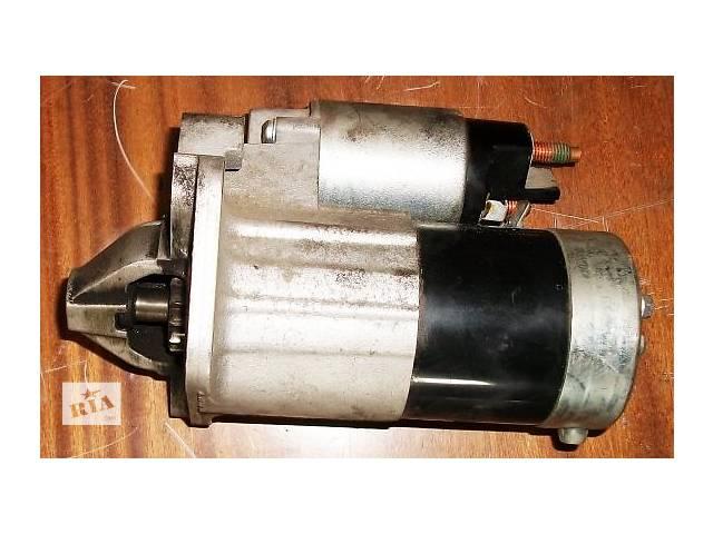 продам Б/у Стартер/бендикс/щетки Легковой Renault Kangoo 1,5 DCI 2008-2012 бу в Луцке