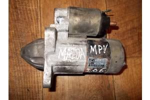 б/у Стартер/бендикс/щетки Mazda 323