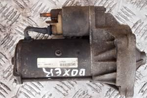 б/у Стартер/бендикс/щітки Peugeot Boxer груз.