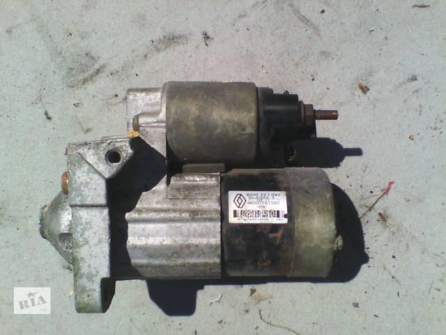 бу Б/у стартер Renault Kangoo 2003, MITSUBISHI M000T91581, RENAULT 8200227092 в Броварах