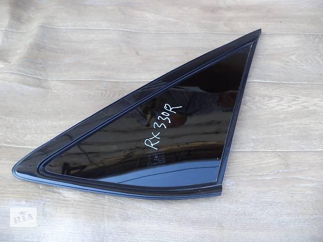 бу Б/у стекло багажного отделения заднее правое для кроссовера Lexus RX 330 2004г в Николаеве