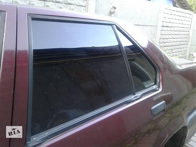 Б/у стекло боковое для седана Renault 19, рено 19- объявление о продаже  в Харькове