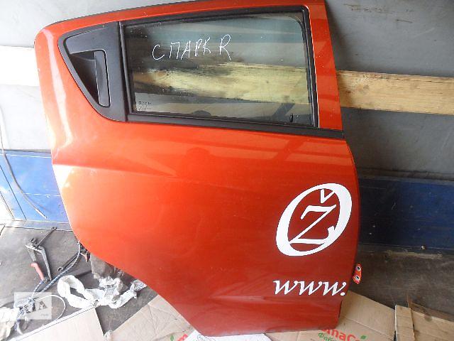 продам Б/у стекло дверки задньої  для легкового авто Chevrolet Spark 2011 бу в Ровно