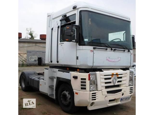 купить бу Б/у стекло двери для грузовика Renault Magnum DXI Рено Магнум 440 2005г Evro3 в Рожище