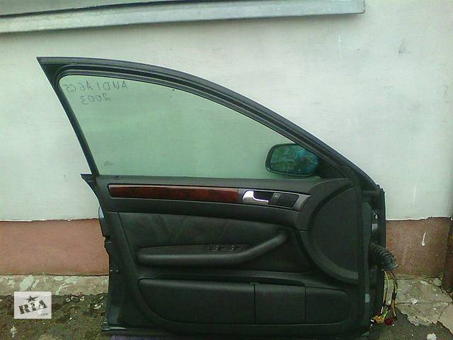бу Б/у стекло двери для легкового авто Audi A6 C5  в Ковеле