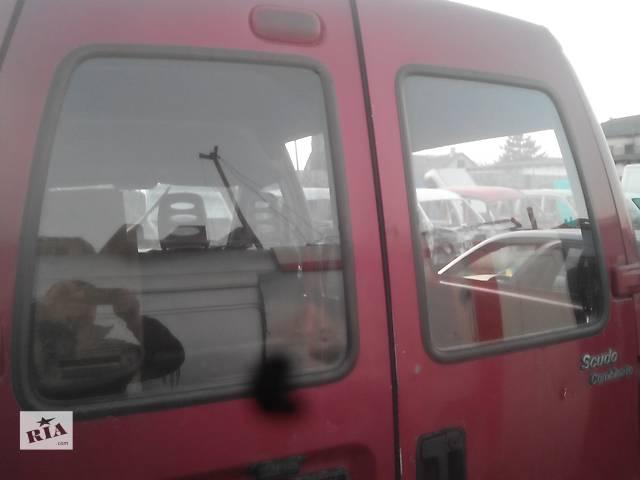 продам Б/у стекло двери для легкового авто Citroen Jumpy бу в Радивилове