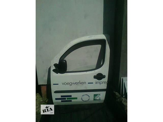купить бу Б/у стекло двери для легкового авто Fiat Doblo 1 в Ковеле