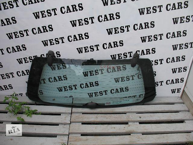 купить бу Б/у стекло двери для легкового авто Kia Sorento 2006 в Луцке