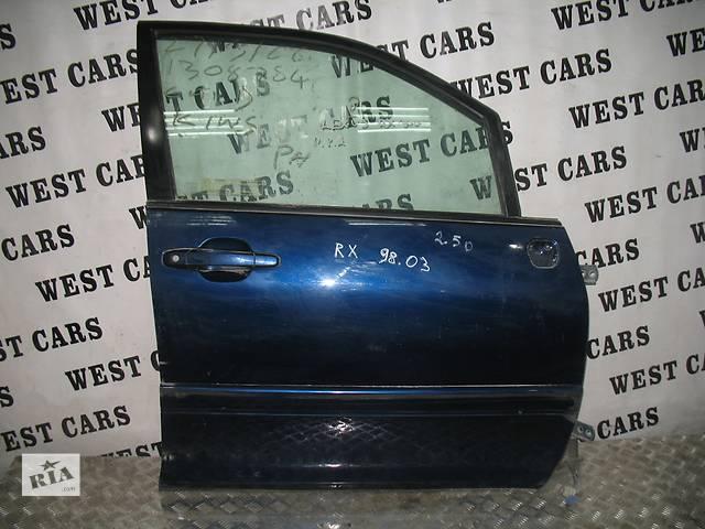 Б/у стекло двери для легкового авто Lexus RX 2001- объявление о продаже  в Луцке