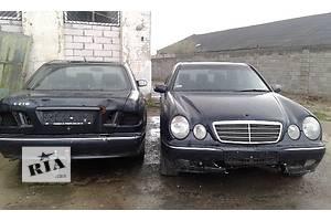 б/у Стекло двери Mercedes E-Class