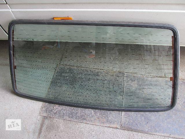 купить бу Б/у стекло двери для легкового авто Skoda Felicia в Хусте
