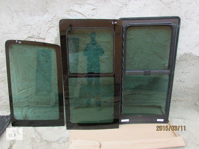 бу Б/у стекло двери для легкового авто Volkswagen Multivan 2008 в Хусте