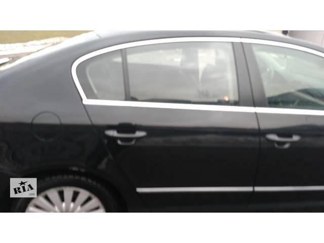 купить бу Б/у стекло двери для легкового авто Volkswagen Passat B6 седан универсал в Костополе