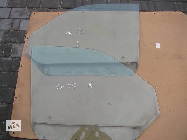 купить бу Б/у стекло двери для легкового авто Volkswagen T5 (Transporter) в Яворове (Львовской обл.)