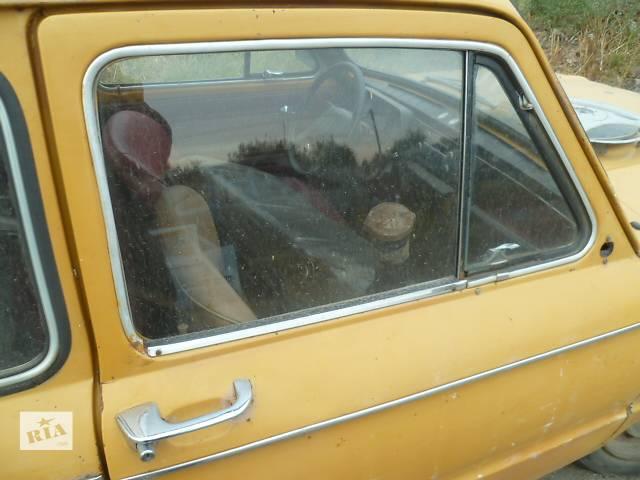 Б/у стекло двери для легкового авто ЗАЗ 968М- объявление о продаже  в Знаменке
