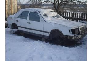 б/у Стекла двери Mercedes 124