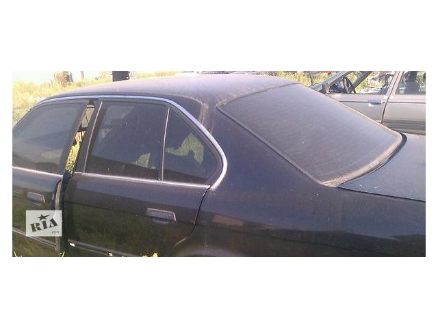 бу Б/у стекло двери переднее правое для седана BMW 525 Е34 1993г в Киеве