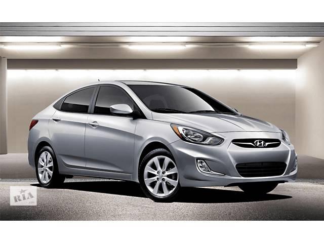 купить бу Б/у стекло двери для седана Hyundai Accent в Киеве