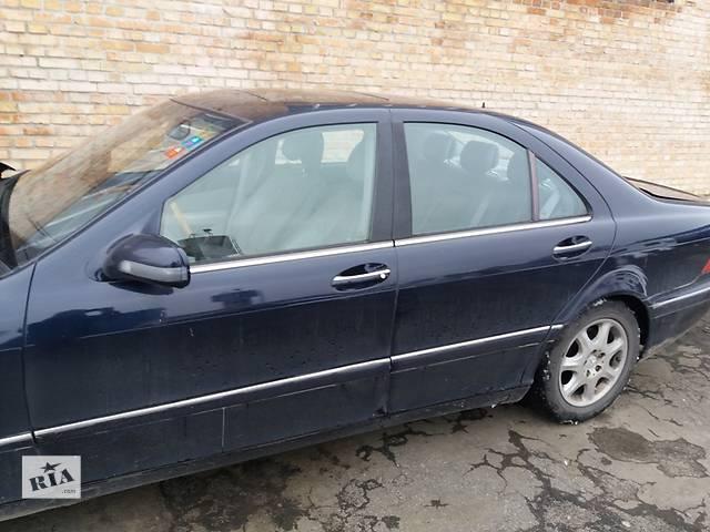 продам Б/у стекло двери для седана Mercedes S-Class бу в Луцке