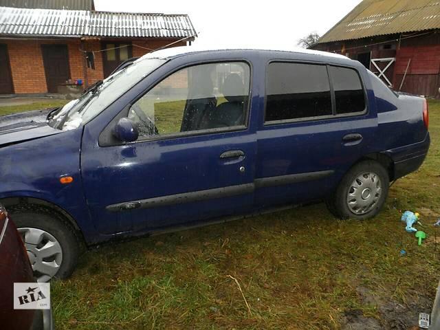 бу Б/у стекло двери для седана Renault Symbol в Ровно