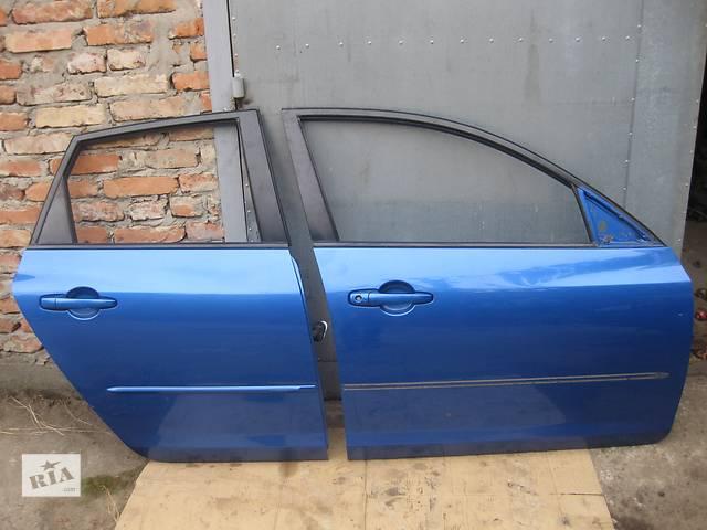 продам Б/у стекло двери форточка скло дверне Mazda 3 Мазда 3 бу в Львове