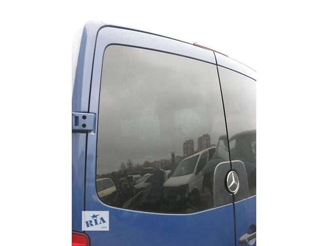 купить бу Б/у стекло двери Mercedes Sprinter 2006- в Ровно