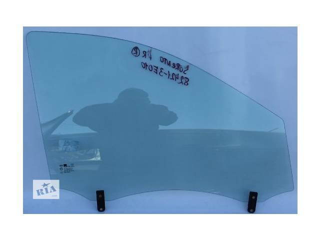 продам Б/у стекло двери  переднее правое для кроссовера Kia Sorento 2005г бу в Николаеве