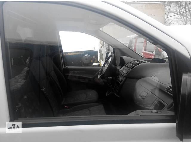 бу Б/у стекло двери передней Mercedes Vito (Viano) Мерседес Вито (Виано ) V639 (109, 111, 115, 120) в Ровно