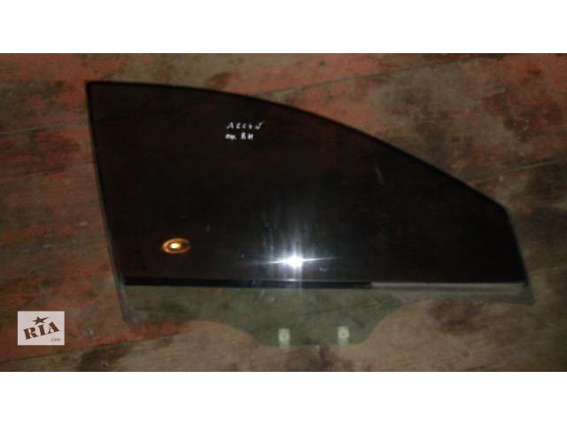 продам Б/у стекло двери передней правой для легкового авто Hyundai Accent 2008 бу в Коломые