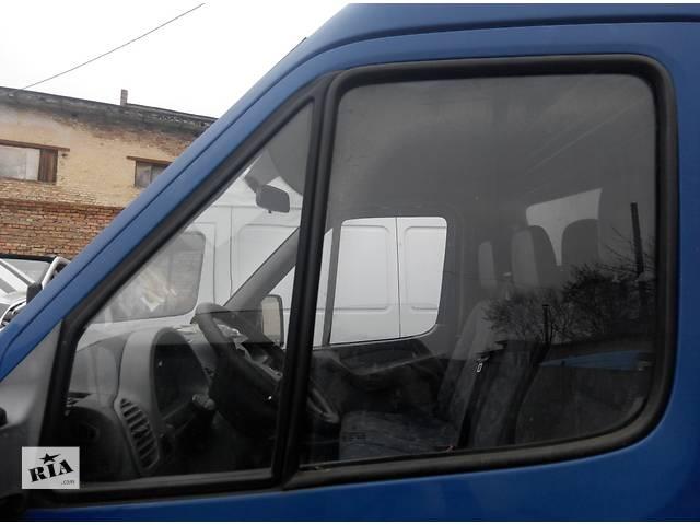 Б/у стекло двери передние Mercedes Sprinter Мерседес Спринтер 903, 2.2; 2.7 CDI OM611; 612 (2000-2006 г)- объявление о продаже  в Ровно